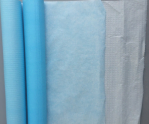 Bed Sheet rolls for hospitals