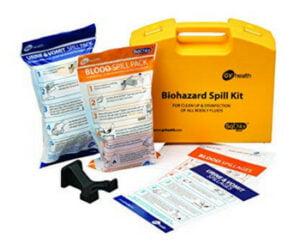 Biohazard Spill Kit (1 Blood & 1 Urine )