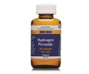 Hydrogen Peroxide 6 %