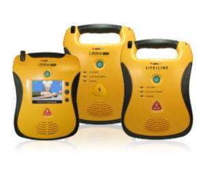 Lifeline AED Defibrillators