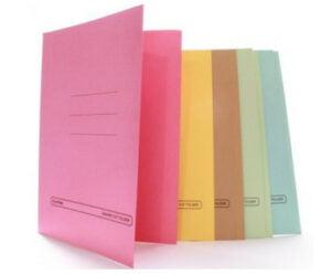Square Cut Folders