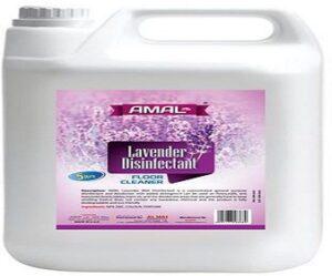 FLOOR CLEANER LAVENDER DISINFECTANT